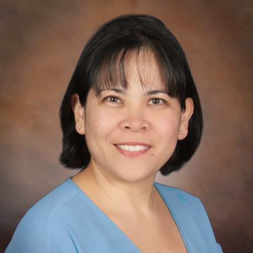 Lisa Shiroma, BBA, MBA